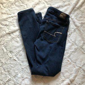 American Eagle Skinny Super Stretch Jeans Size 6